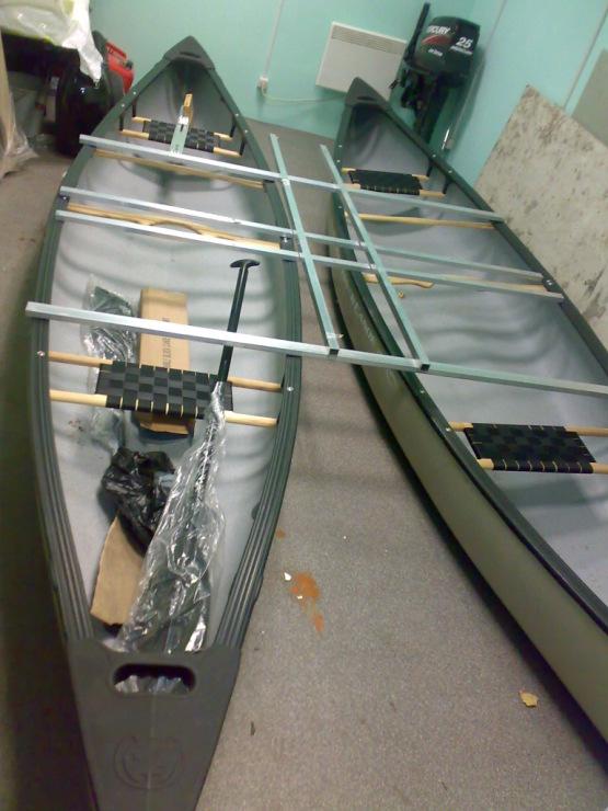 лодка на уаз