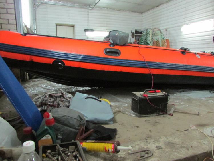 надувные лодки морского исполнения