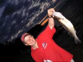карельском клубе рыбаков
