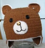 как вязать шапочки мальчикам мишки - Выкройки одежды для детей и взрослых.