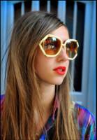 Street style 2010: солнцезащитные очки.