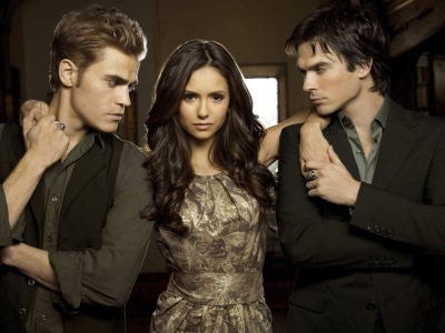 Обзор 2010 года: «Дневники Вампира» - сериал, который нужно смотреть!