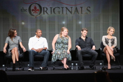 Television Critic Association's Summer Press Tour - CBS/CW/Showtime Panels [30 июля]