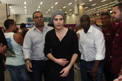 Пол в аэропорту Рио-де-Жанейро [19 декабря]