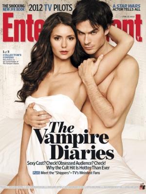 Обложка журнала EW