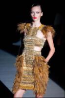 Лондонская Неделя моды весна 2012: показ коллекции TOPMAN Design.