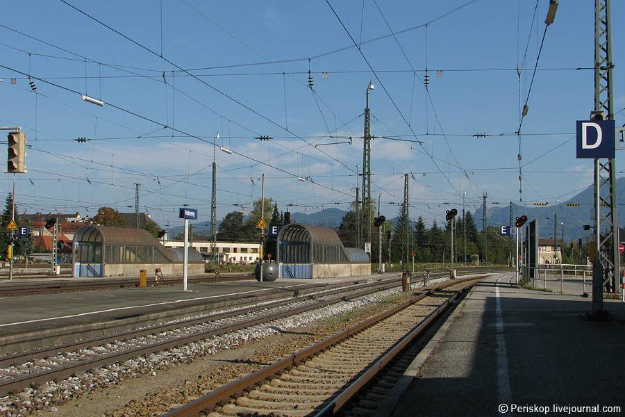 региональный поезд и