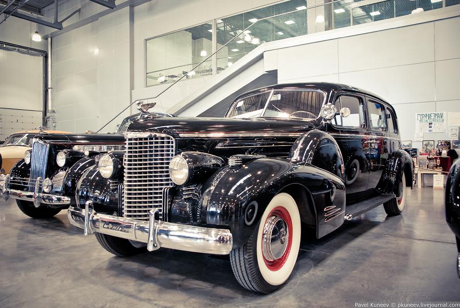 Cadillac V16 Fleetwood Style 9033 (1938)