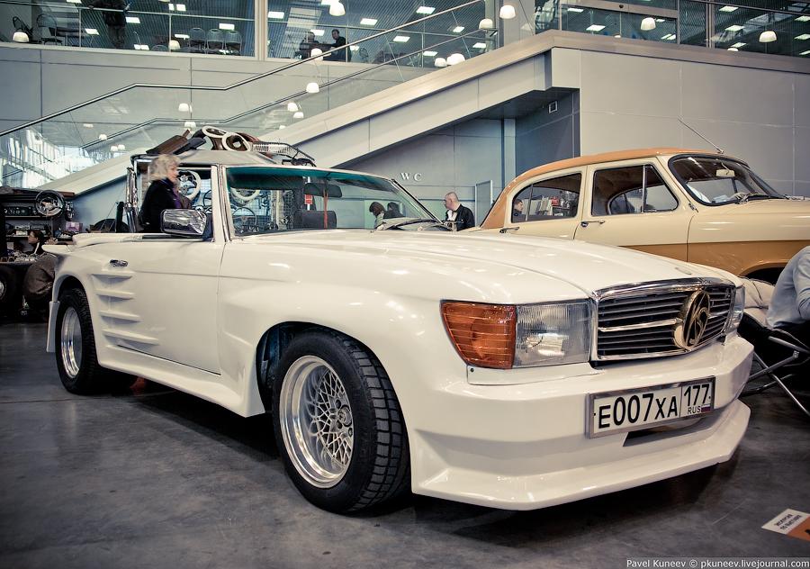 Mercedes-Benz SL-classe R107