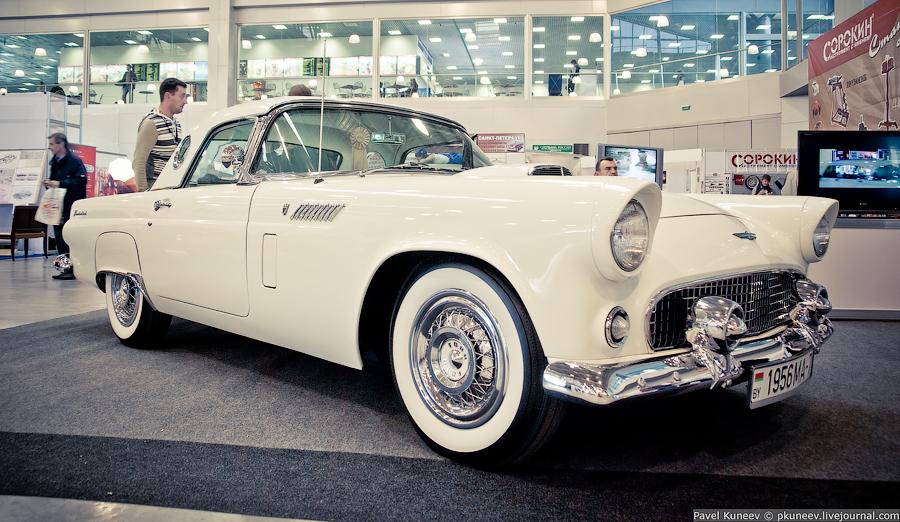 Ford Thunderbird 1-го поколения 1956 год