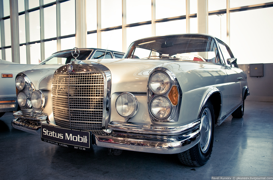 Mercedes-Benz 280 SE Automatic 1968
