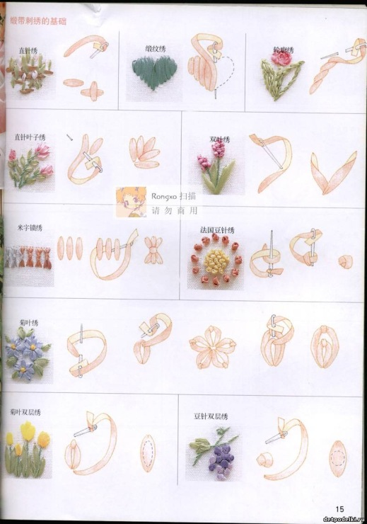 Схема картины своими руками
