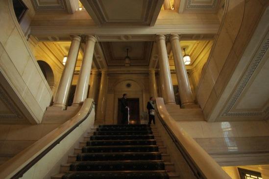 Freemason's Hall. Фото интерьеров.