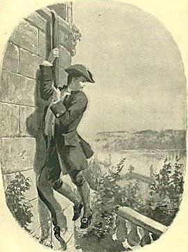 Франция, окрестности Парижа. Марли-ле-Руа. Жильбер бежит из замка Люсьенн.