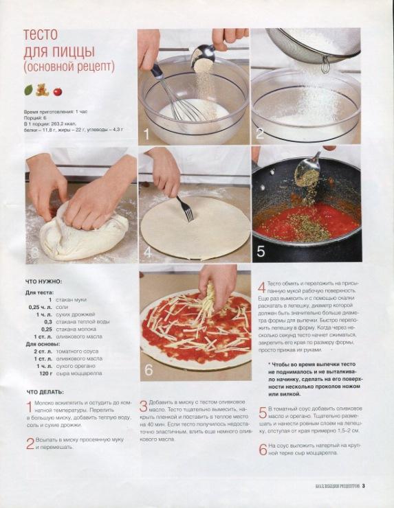 рецепты соуса для пиццы в домашних условиях
