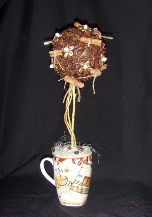 Кофейно-коричное дерево Мои кофейные слабости
