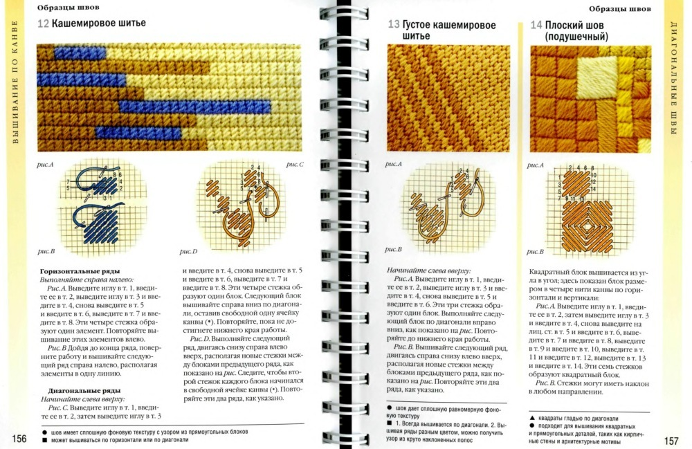 百科全书:很多有趣的刺绣 - maomao - 我随心动