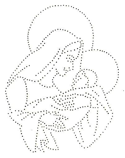 Схемы для вышивок изонитью 585