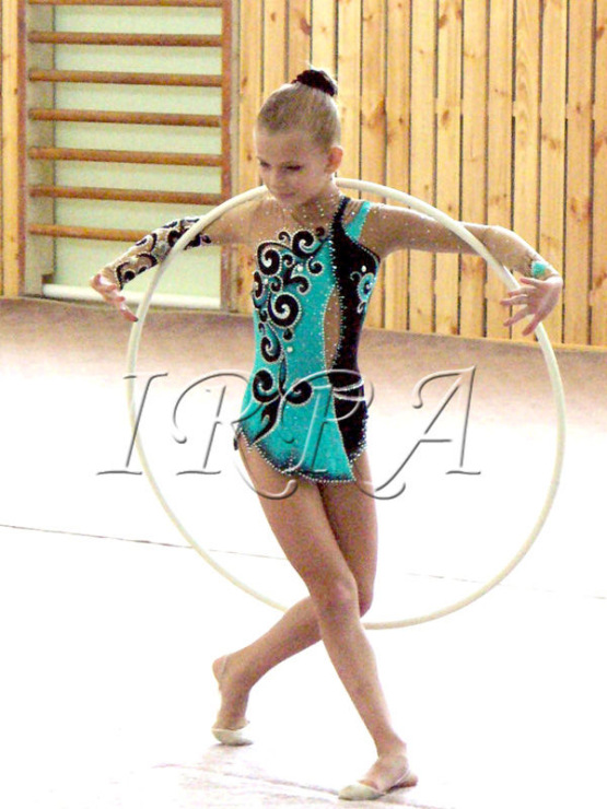 Лента для художественной гимнастики видео