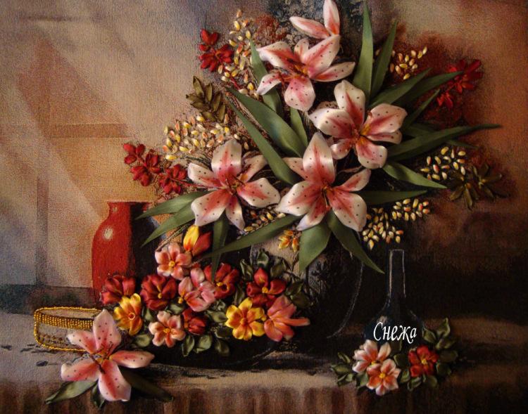 предпросмотр. таблица цветов. ibyibkkf.  Автор схемы.  0. оригинал.  Размеры: 190 x 149 крестов Картинки.