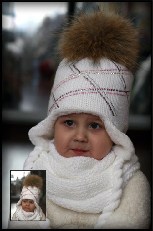 Вязание детям зимняя