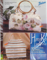 Журнал по шитью сумочек.