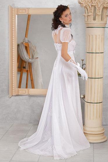 Wedding Saloon :: Свадебное платье с рукавами фонариками