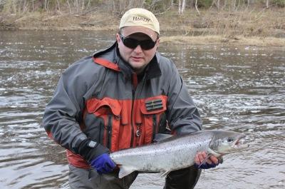 ловим рыбу в архангельской области