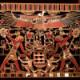 Внутри - древнеегипетская красота росспью наугад, надо - обозначу датировки и персоналии.