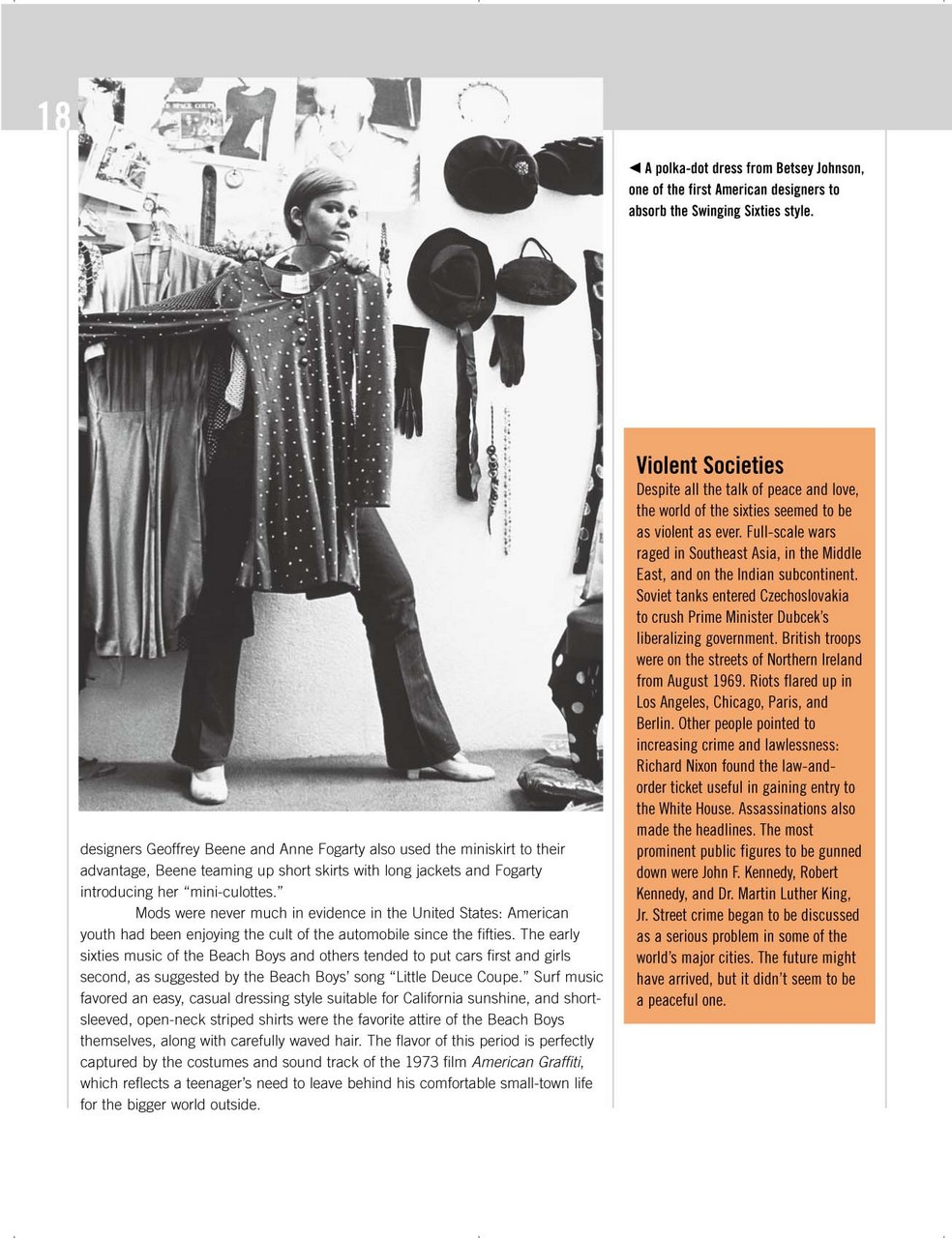 1960s Fashion: The Icons And Designers That Helped Shape The 84