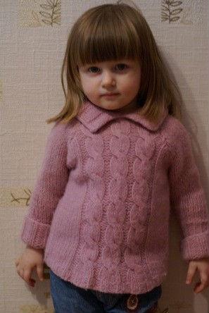 Постоянная ссылка: Свитер связать для девочки. свитер связать для девочки
