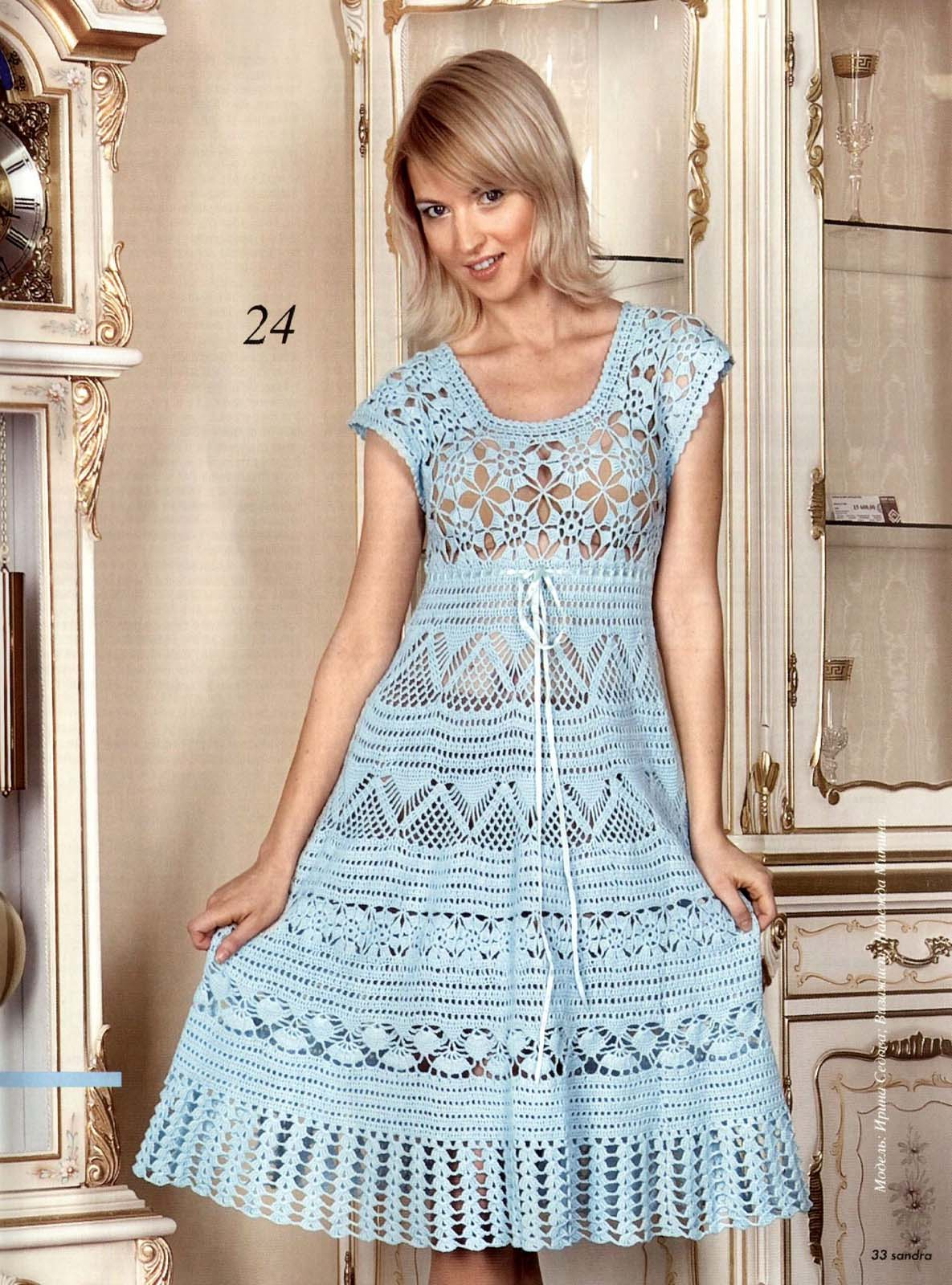 Летние платья схемы фото