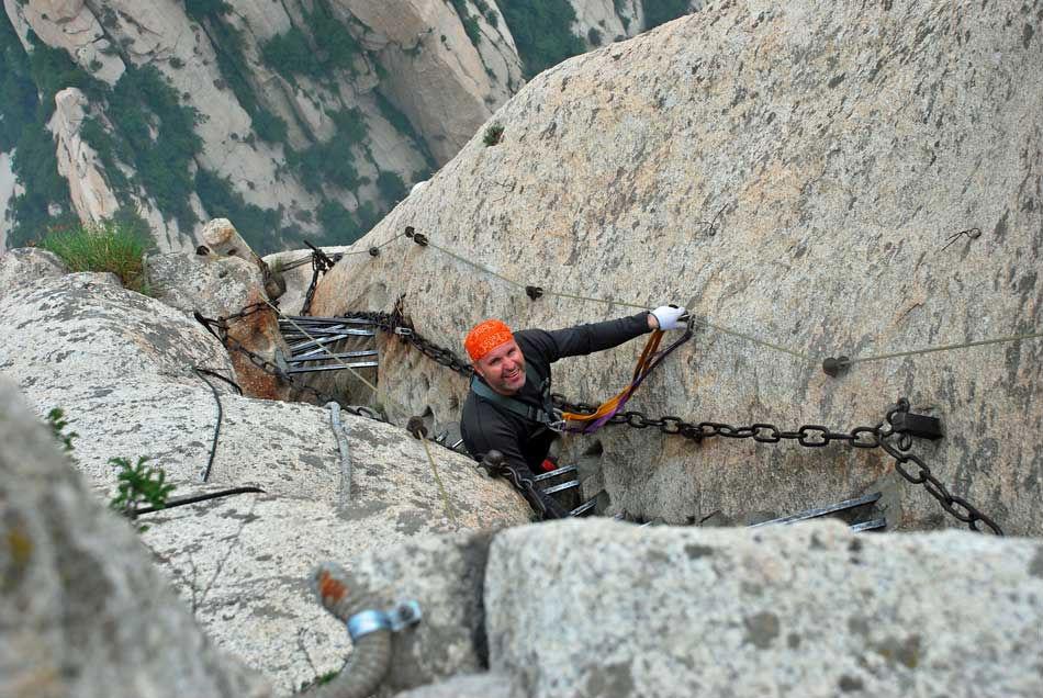 Cliffside Path